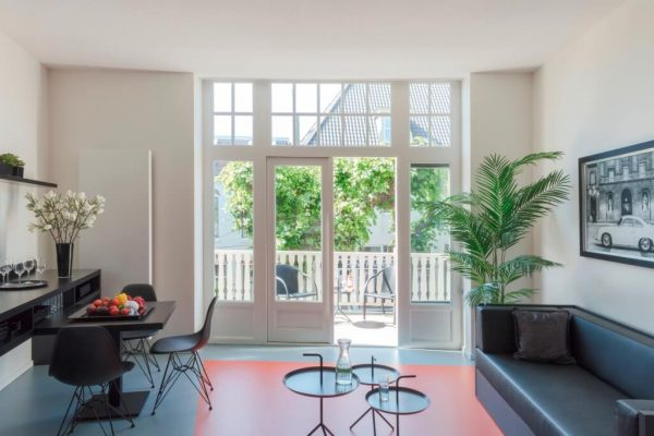 Appartementen Hof Van Holland