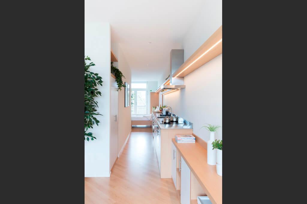 Dirk Van Berken Appartement Hof Van Holland 01 03