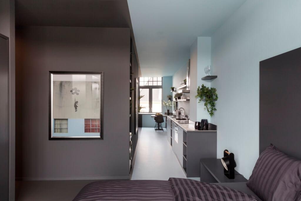 Dirk Van Berken Appartement Hof Van Holland 03 01